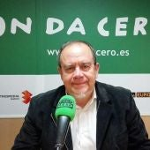 Fermín Crespo, presidente de la plataforma Elche Piensa