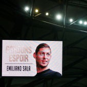 El tributo del Nantes a Emiliano Sala