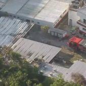 Deportes Antena 3 (08-02-19) Diez muertos, seis menores, en un incendio de la ciudad deportiva del Flamengo