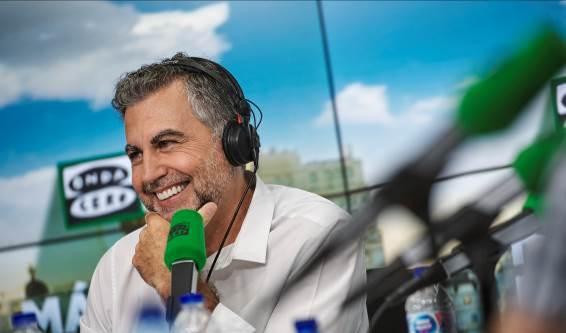 El programa que pudo haber sido | Carlos Alsina entrevista al portavoz de sus dobles
