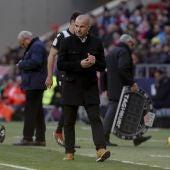 El entrenador del Levante, Paco López