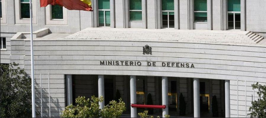 Sede del Ministerio de Defensa en Madrid