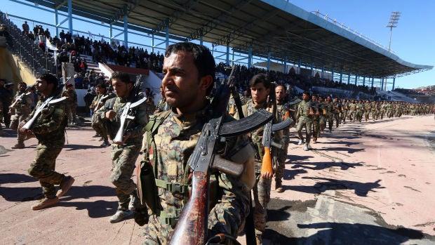 Fuerzas kurdas anuncian la caída del último enclave de Daesh en Siria
