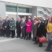 La firma del acuerdo se ha celebrado en el Aeropuerto de Ciudad Real