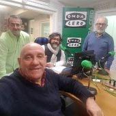 Tertulianos de Ourense en la Onda