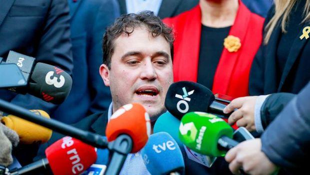 """El PDeCAT acuerda """"transitar"""" hacia una sola estructura en JxCat con Puigdemont como líder"""