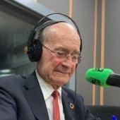 Alcalde de Málaga responde a los oyentes