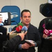 Toni Fuster, secretario general del PP de las Illes Balears