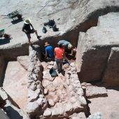 Trabajos arqueológicos en el Yacimiento Arqueológico de La Alcudia de Elche