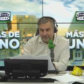 VÍDEO del monólogo de Carlos Alsina en Más de uno 12/02/2019