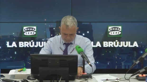 "Juan Ramón Lucas: ""La iglesia se atreve con la pederastia ¿Hasta el final? """
