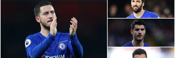 Todos los detalles de la sanción del Chelsea: ¿Cómo afectará a Hazard, Morata, Higuaín y Kovacic?