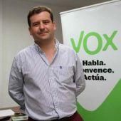 Ricardo Chamorro es el cabeza de lista de Vox al Congreso por C.Real