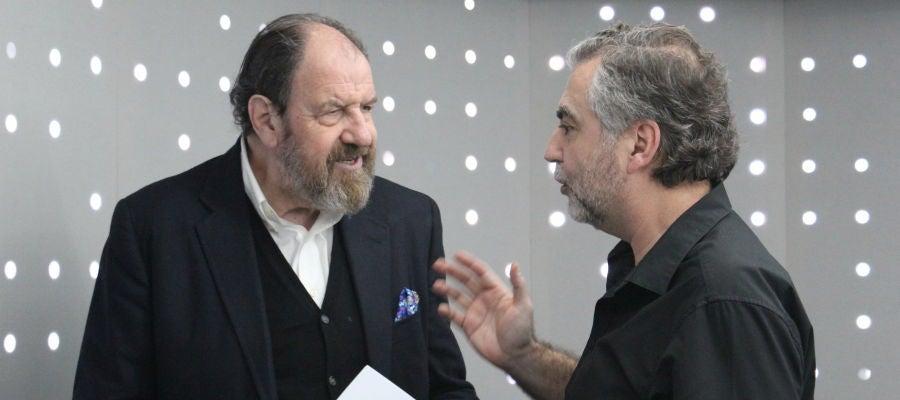 José María Pou y Carlos Alsina