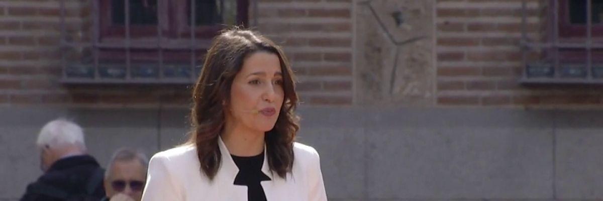 Arrimadas anuncia que se presentará a las primarias para encabezar la lista de Cs a las generales por Barcelona