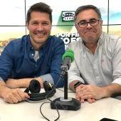 José Luis Salas y Jaime Cantizano