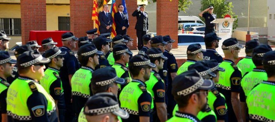 El cos de la Policia Local opta a ú dels premis de la campanya Ponle Freno.