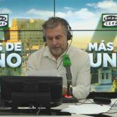 VÍDEO del monólogo de Carlos Alsina en Más de uno 25/02/2019