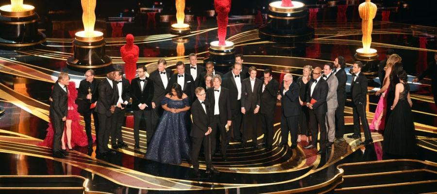 'Green Book' se lleva el Oscar 2019 a la Mejor Película