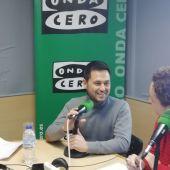 Sergio Berzal en Onda Cero Alcalá