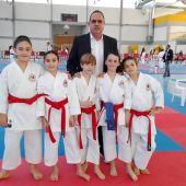 Un oro, dos bronces y tres cuartos puestos para el Chazarra en la segunda jornada de la Liga Autonómica Infantil.