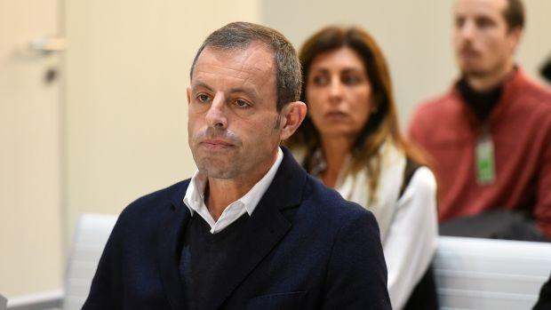 """Sandro Rosell: """"El día que me detuvieron llegaron antes los periodistas que la Policía, fue bestial"""""""