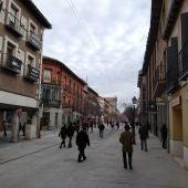 Calle Libreros de Alcalá de Henares