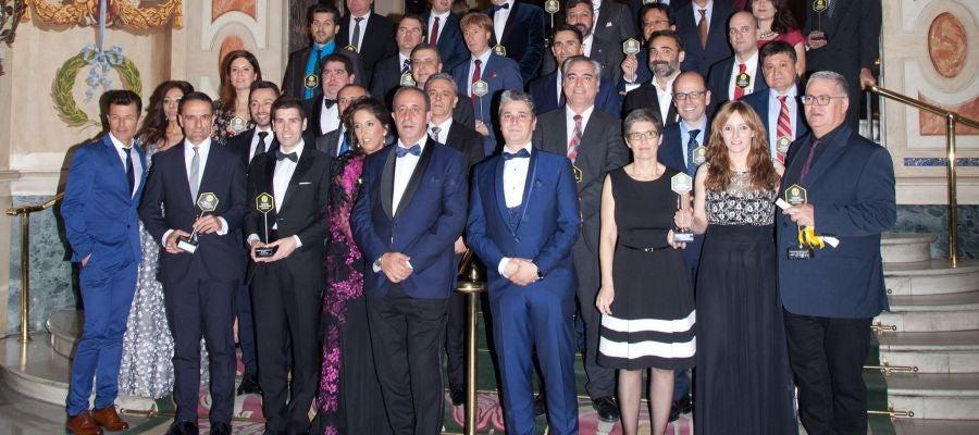 El Laboratorio de Robótica Inteligente de la UJI recibe el Premio Nacional de Tecnología Siglo XXI 2019 en la categoría de Robótica