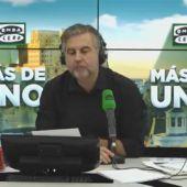 VÍDEO del monólogo de Carlos Alsina en Más de uno 27/02/2019