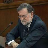 Mariano Rajoy, expresidente del Gobierno