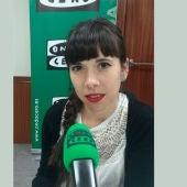 Idoia Moreno, cooperante de Médicos sin  Fronteras