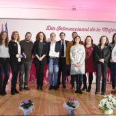 La Diputación ha entregado el Premio de la Igualdad al Grupo de Desarrollo Rural Entreparques