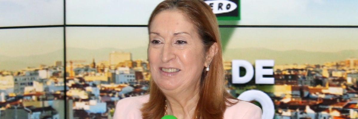 """Ana Pastor: """"Vox está en una moción de censura condenada al fracaso para ganar unos minutos de gloria en el telediario"""""""