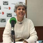 Carmen Soánez, portavoz de la Asamblea Feminismos Ciudad Real