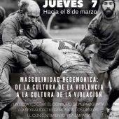 Malestar en el rugby por un cartel que vincula el deporte con la violencia machista