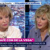 Un café con Susanna: María Teresa Fernández de la Vega (08-03-19)