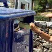 El papel y cartón para reciclar debe estar limpio de restos orgánicos