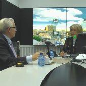 Julia Otero entrevista a Baltasar Garzón en Julia en la Onda