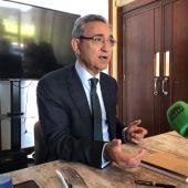 Javier Gallego, consejero delegado de Aerocas y presidente de Introducing Castellón.