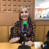 María Australia Navarro, presidenta del PP en Gran Canaria.