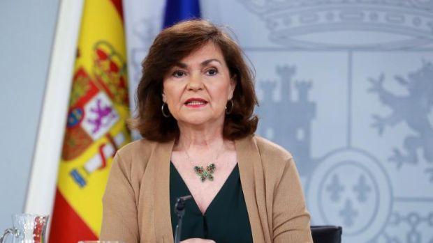La Junta Electoral apercibe a Calvo por tuits de Presidencia en época electoral