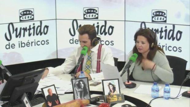 El momentazo de Mónica Chaparro imitando a Ana Obregón