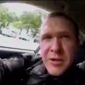 Brenton Tarrant, uno de los terroristas de Nueva Zelanda