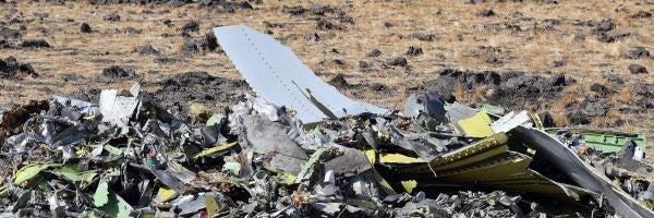 Los Boeing 737 MAX accidentados en Etiopía e Indonesia, no tenían sistema de seguridad opcional