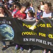 Antena 3 Noticias Canarias (15-03-19) Los jóvenes se movilizan contra el cambio climático