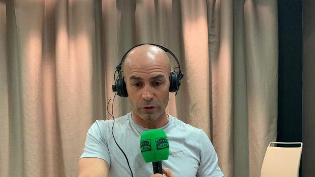 """Paco Jémez: """"Lo malo de volver al Rayo es tener que sustituir a Míchel, es algo que me duele"""""""