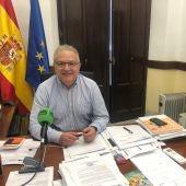 Jacob Hachuel, Consejero Gobernación Ceuta