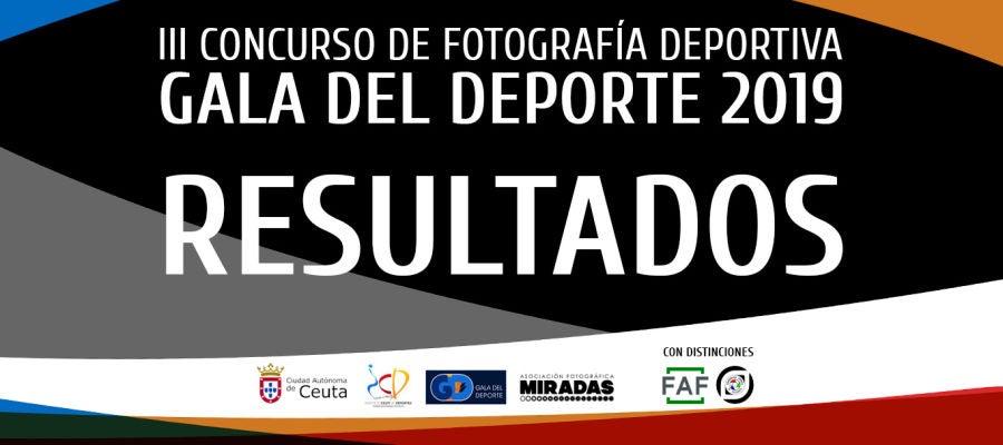 III Concurso Nacional de Fotografía Deportiva Ciudad De Ceuta