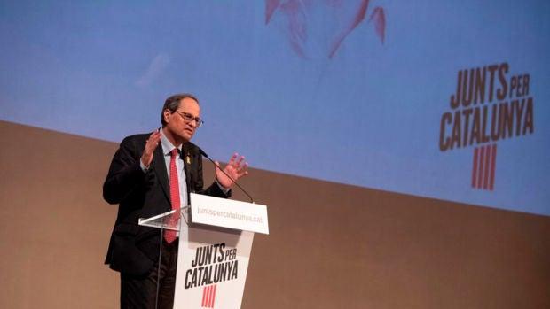 """Noticias fin de semana (23-03-2019) Quim Torra: """"Asumiré las consecuencias de ser el presidente de la Generalitat de Cataluña"""""""