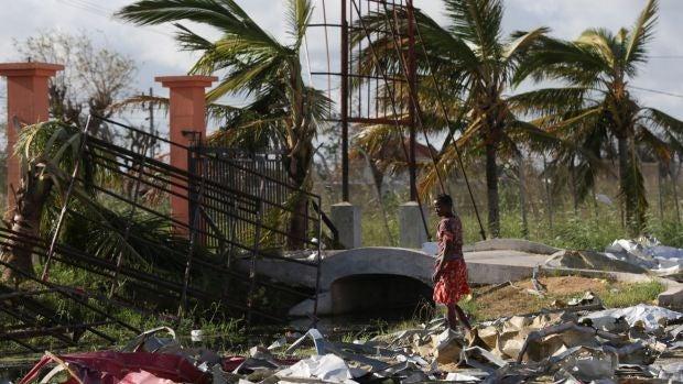 Asciende a 417 la cifra de muertos en Mozambique por el ciclón 'Idai'